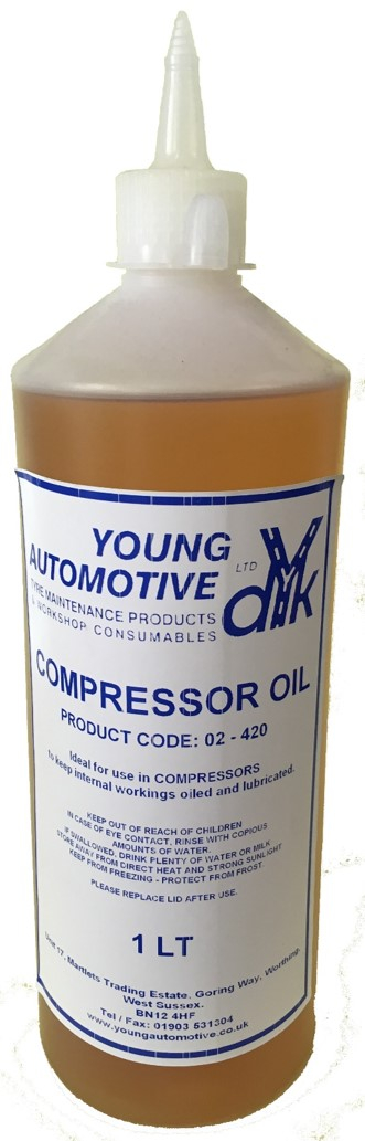 COMPRESSOR OIL 1 LTR