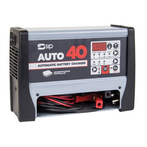 SIP CHARGESTAR AUTO 40 BATTERY CHARGER