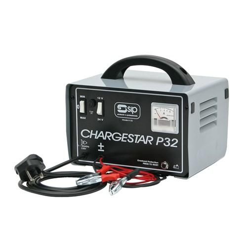 SIP PRO CHARGESTAR P32 BATTERY CHARGER
