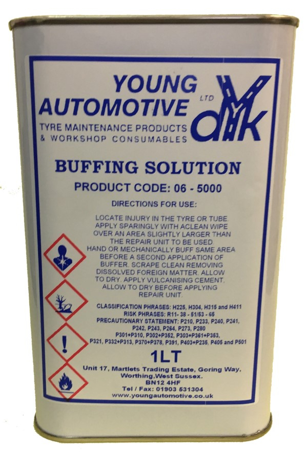 BUFFING SOLUTION 1 LTR