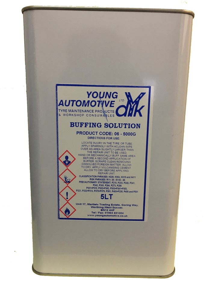 BUFFING SOLUTION 5 LITRE