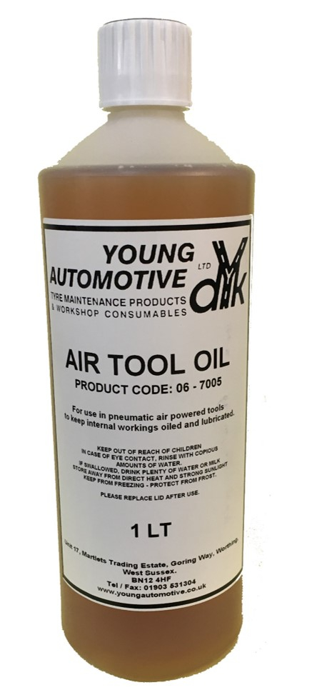 AIR TOOL OIL 1 LTR