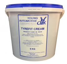 TYRE BEAD MOUNTING CREAM 5KGS