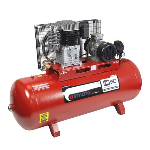 SIP ISBD5.5/270 SUPER ELECTRIC AIR COMPRESSOR