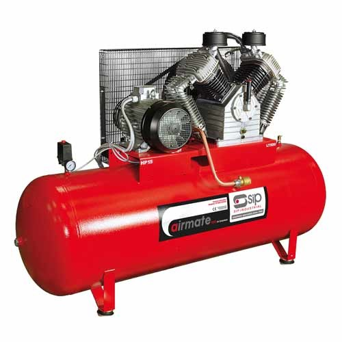 SIP ISBD15/500 SUPER ELECTRIC AIR COMPRESSOR