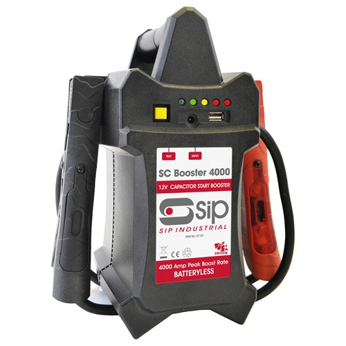 SIP SC BOOSTER 4000 CAPACITOR BOOSTER 12V