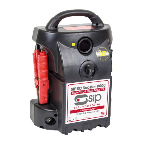 SIP SC BOOSTER 9000 CAPACITOR BOOSTER 12V