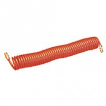 COILED AIR HOSE 50 FT / 15M