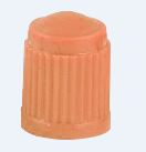 PLASTIC DUST CAP ORANGE