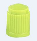 PLASTIC DUST CAP YELLOW