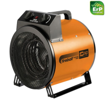 FIREBALL TURBOFAN 3000 ELECTRIC FAN HEATER 230V