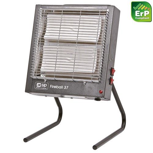 FIREBALL 37E INFRARED ELECTRIC HEATER 230V