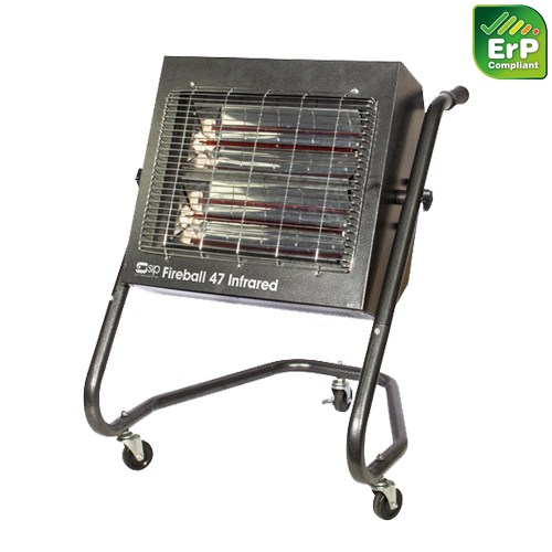 FIREBALL 47E ELECTRIC INFRARED HEATER 230V