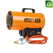 FIREBALL 512 PROPANE SPACE HEATER 230V