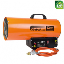 FIREBALL 1706 PROPANE SPACE HEATER 230V