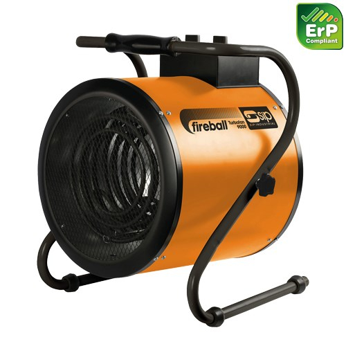 FIREBALL TURBOFAN 9000 FAN HEATER 400V