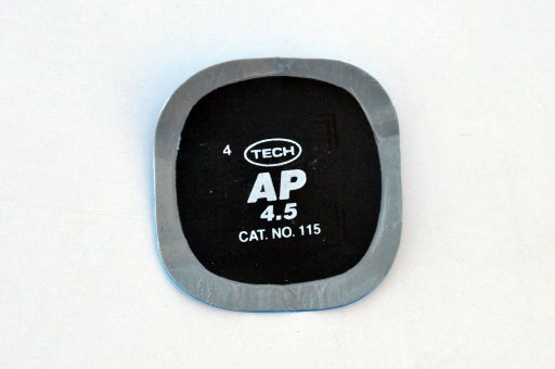 TECH 115 SQUARE ALL PURPOSE 45MM PATCH