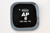 TECH 116 SQUARE ALL PURPOSE 55MM PATCH
