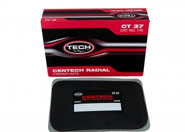 TECH CT37 CENTECH RADIAL REPAIR PATCH 125 X 170 MM