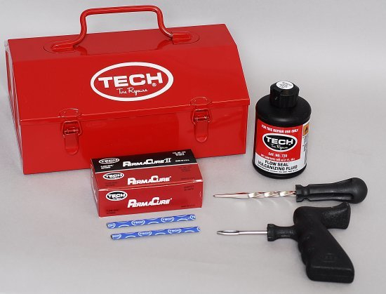 TECH PERMACURE CAR KIT
