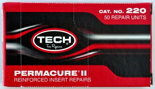TECH 220 95MM PERMACURE II REPAIRS