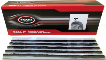 TECH 242T 200MM THIN BLACK SEAL IT PREMIUM STRING
