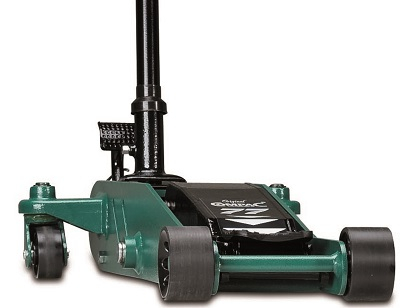 2 TON COMPAC TROLLEY JACK LOW ENTRY 77MM