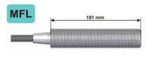 40MM BALANCING SHAFT FOR TECO/CORGHI MACHINES