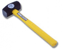 4LB CLUB HAMMER 14inch FIBREGLASS HANDLE