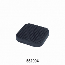 552004 RUBBER PAD FOR TROLLEY JACKS 2TC/3TC/2T-77
