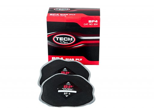 TECH BP-4 CROSSPLY BIAS REPAIR PATCH 130 X 130 MM