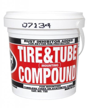 TECH 722 TYRE & TUBE MOUNTING COMPOUND WITH RUST INHIBITOR