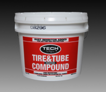 TECH 723 TYRE & TUBE MOUNTING COMPOUND WITH RUST INHIBITOR