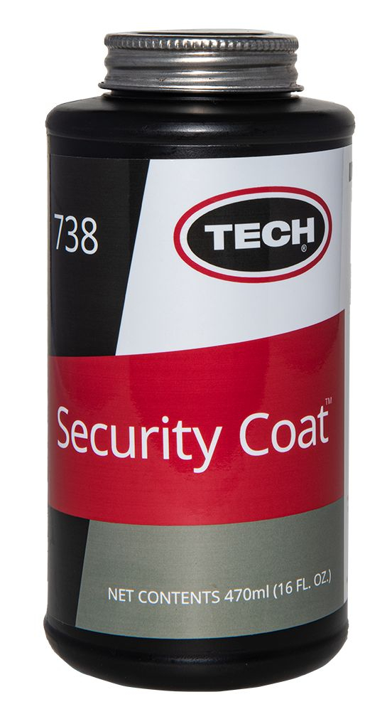 TECH 738 SECURITY COAT