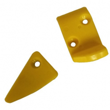 8-11600142 TECO/CORGHI PLASTIC UPPER/LOWER LEVERLESS HEADS
