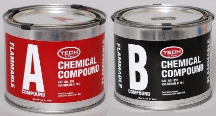 TECH 858 A & B COMPOUND