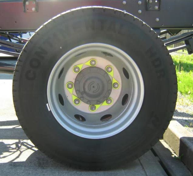 Checkpoint on Wheel
