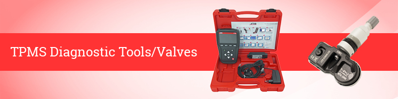 TPMS Diagnostic Tools/Valves