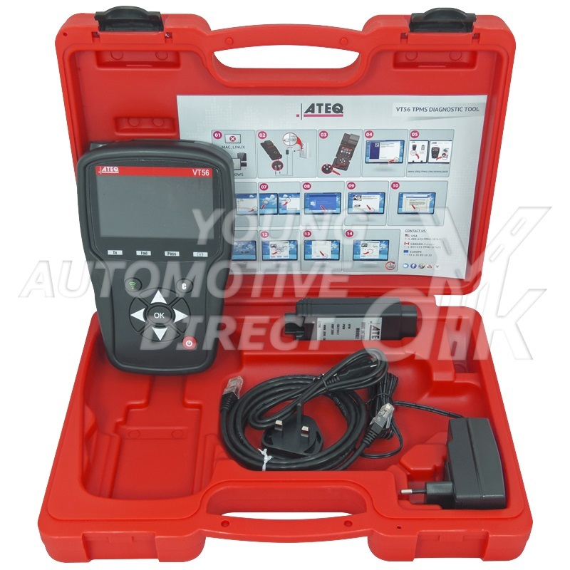 TPMS DIAGNOSTIC TOOLS & VALVES