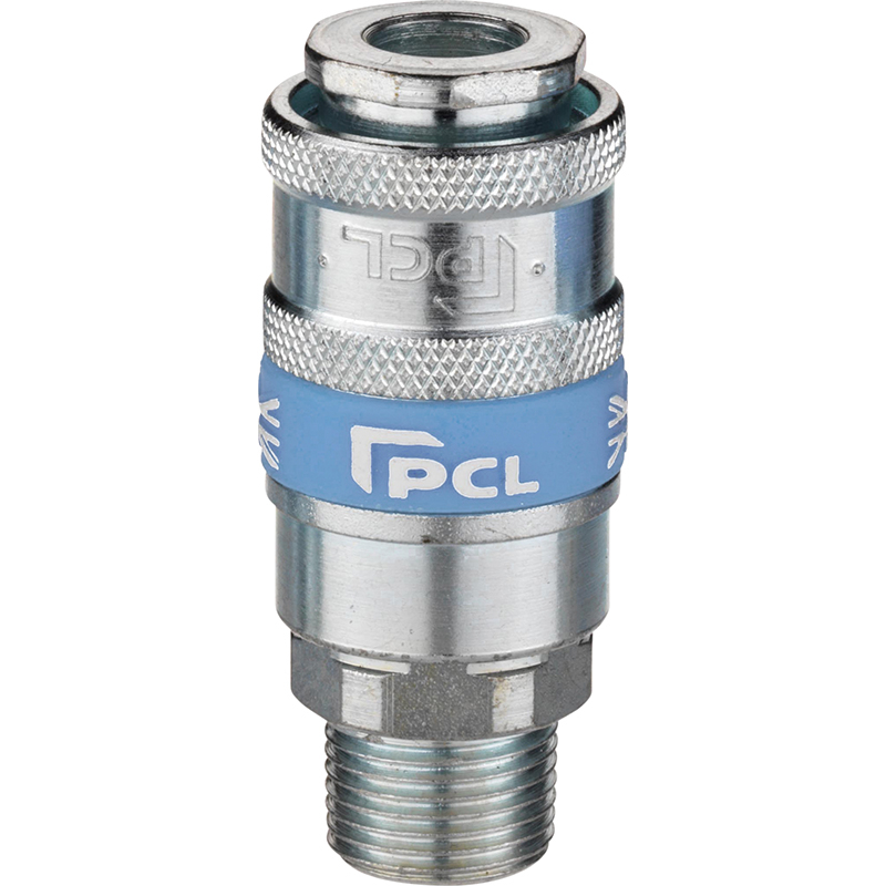 AIRFLOW COUPLING MALE THREAD R 3/8