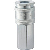 AC71CF XF COUPLING FEMALE THREAD RP 1/4