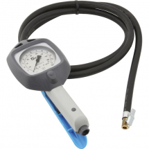 AFG1H08 AIRFORCE TYRE INFLATOR 6FT HOSE EURO CLIPON