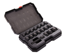 18 PIECE 1/2inch DRIVE IMPACT SOCKET SET