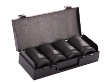 4 PIECE 1inch DRIVE DEEP IMPACT SOCKET SET
