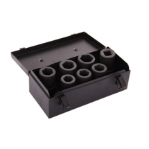 7 PIECE 1inch DRIVE DEEP IMPACT SOCKET SET