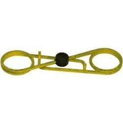 RIC CLIPS 30MM YELLOW