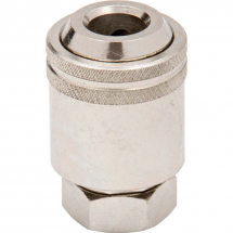 EARTH MOVER LARGE BORE CHUCK OPEN END 12v1