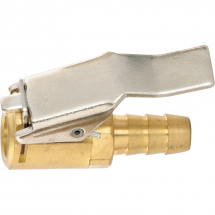 SINGLE CLIP ON CONNECTOR OPEN END 6.35 MM