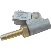SINGLE CLIP ON CONNECTOR CLOSED END 6.35 MM