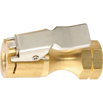 EURO STYLE CLIP ON CONNECTOR CLOSED END RC 1/4